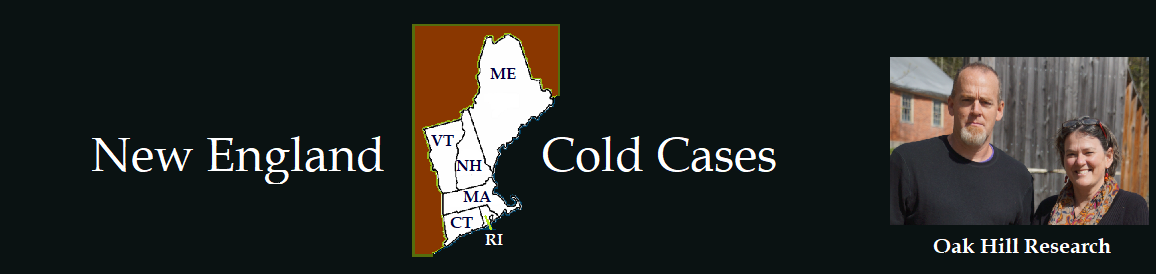 NEW ENGLAND COLD CASES