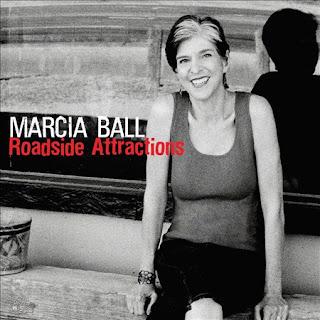 Marcia Ball - Roadside Attractions - 2011.