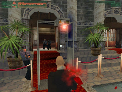 Hitman Codename 47 game