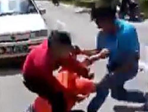 Suspek Utama Kes Road Bully Di Jalan Demak Direman