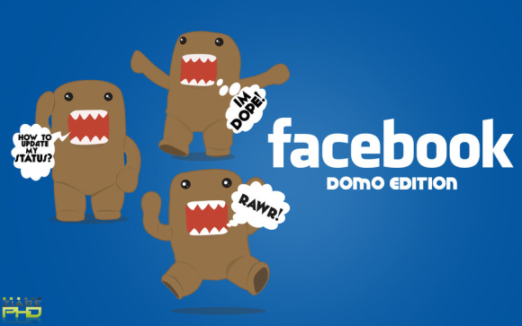 Domo Facebook Wallpaper