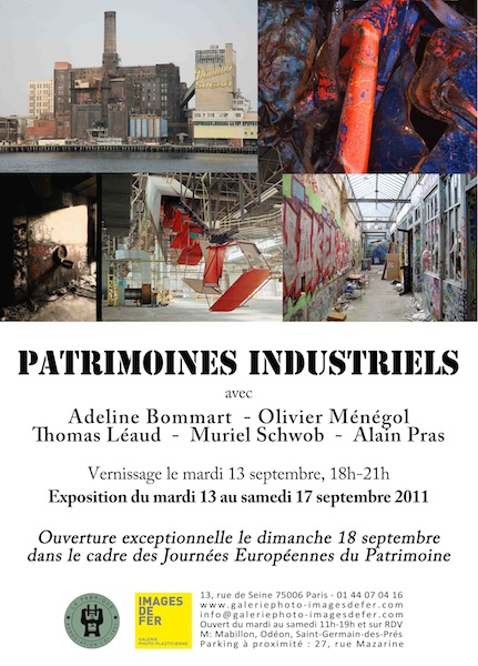 Patrimonio Industrial Arquitectonico Exposicion De Fotografia