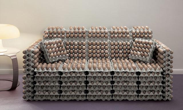 Ægge sofa