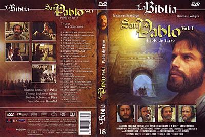 LA BIBLIA - Pablo de Tarso Vol. I y Vol. II - Pablo de Tarso - El Apostol Misionero