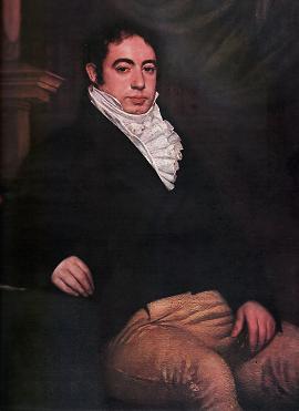 BERNANDINO RIVADAVIA (Buenos Aires  20/05/1780 – Cádiz 02/09/1845)