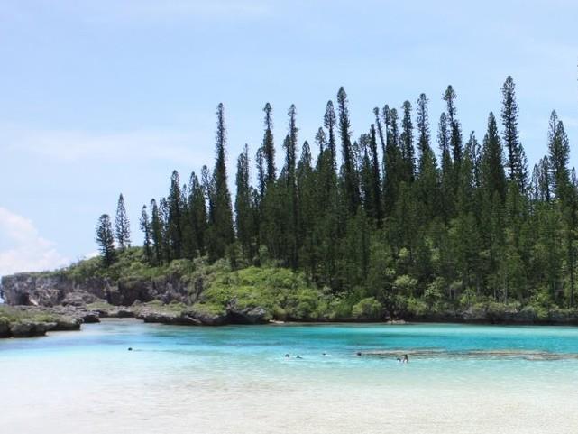 Baie d'Upi, Ile des Pins, Nouvelle Calédonie