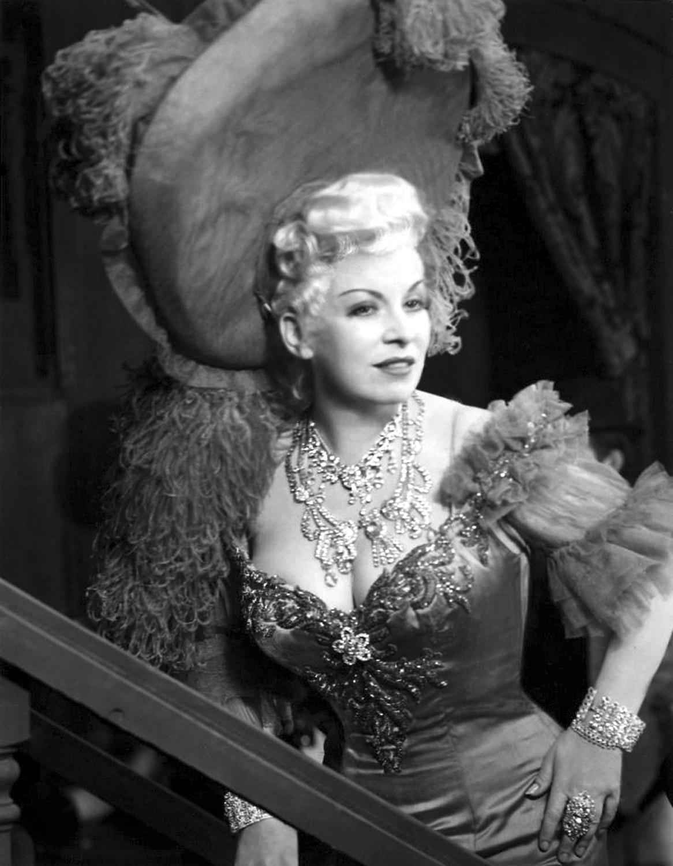Mae West: Mae West: Marion Gates