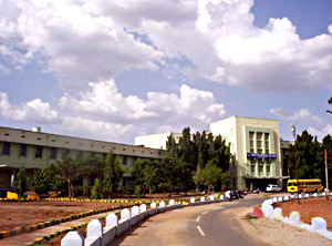 Kakatiya Medical College Warangal Building