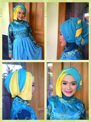 Model Hijab Wisuda 10