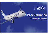 Indigo Offer : Get Rs.300 cashback on Rs.3000, Rs.500 cashack on Rs. 5000 with Mobikwik wallet