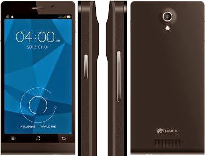 Review K-Touch Octa Core