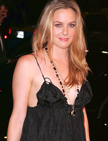 Alicia Silverstone New Pictures 2012