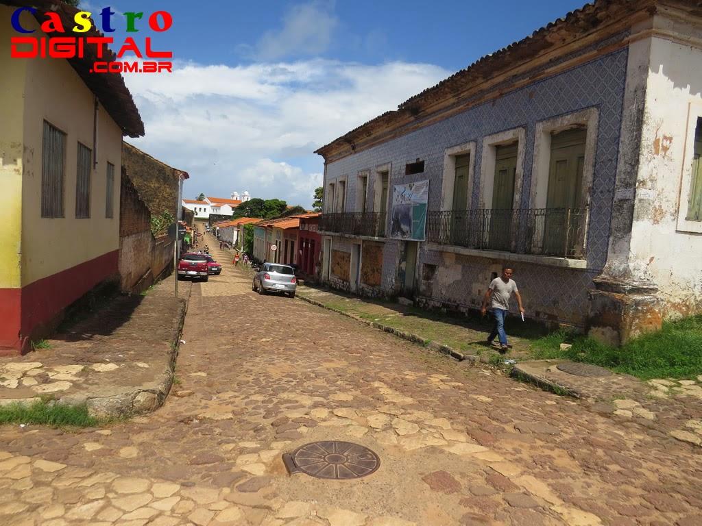 IMAGEM - Cidade de Alcântara - MA