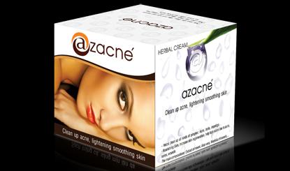Cách trị mụn trứng cá hiệu quả với kem trị mụn Azacné