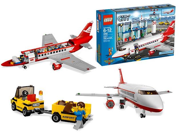 Lego City Airport 3182