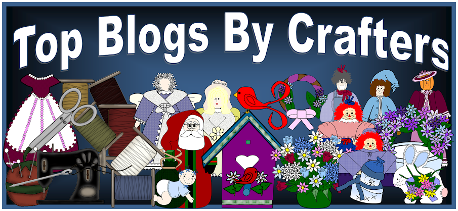 Thanks for visiting Top Blogs By Crafters.  We hope you enjoyed the visit.