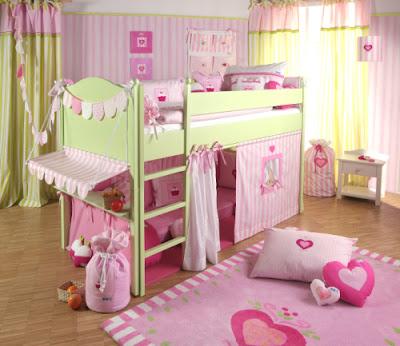 Ideas para la decoración de cuartos de niños ~ Decoracion de salones