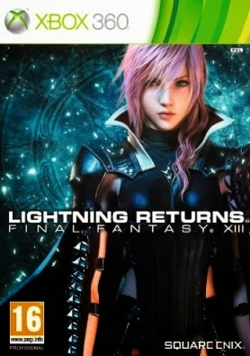 Lightning Returns: Final Fantasy XIII   Xbox 360 download baixar torrent