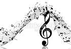 ... Y la música se alza en la palabra, y la cubre de su esencia infinita.