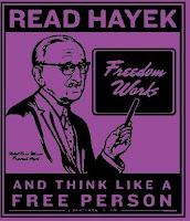 Lea a Hayek...