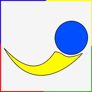 pecahan logo  tutorial89 - angka 9