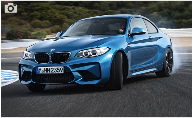 """2017 BMW M2 Revealed: """"M"""" in Its Purest Form"""