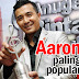 (tuah artis) aaron aziz dinobatkan bintang paling popular 2011