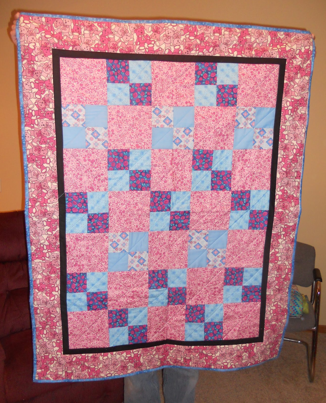 Quilts from the Bluffs: More Project Linus Quilts