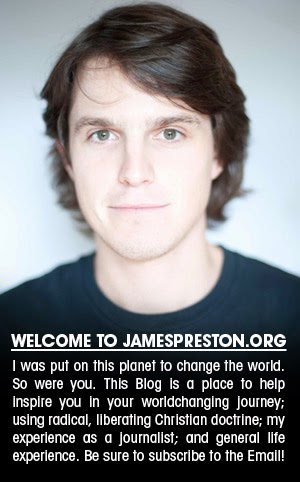 Welcome to JamesPreston.org