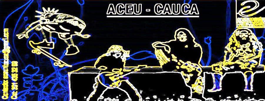 ASOCIACION COLOMBIANA DE ESTUDIANTES UNIVERSITARIOS ACEU - CAUCA
