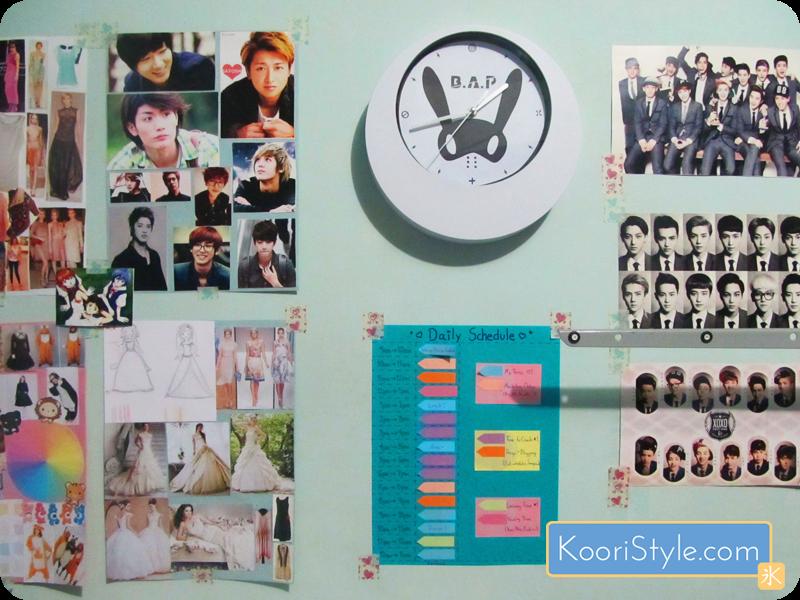 Cute Kawaii Koori Style  KooriStyle Blog Daily Blogging Working Schedule Planner Agenda Organization HowTo DIY