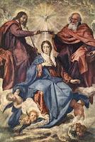 Le Couronnement de Marie.