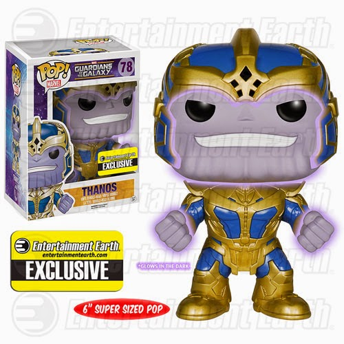 Entertainment Earth Exclusive Glow in the Dark Thanos Guardians of the Galaxy Pop! Marvel Vinyl Figure by Funko.jpg