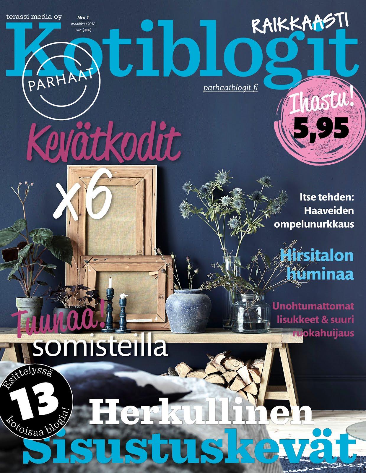 Kotiblogit 1/2018