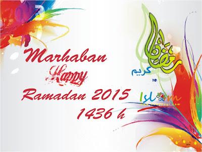 Selamat Ramadhan 1436h 2015