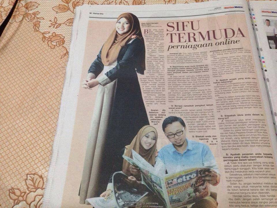 Surat Khabar Metro 2014