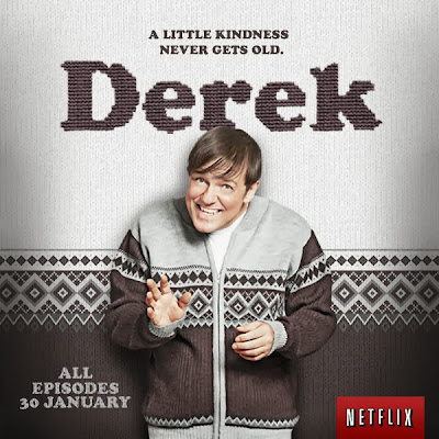 Derek comes to Netflix UK and Ireland