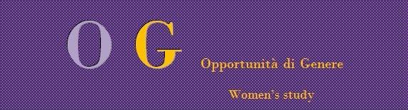 Opportunità di Genere OG