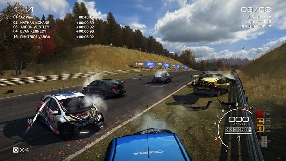 GRID Autosport Complete PC Full İndir