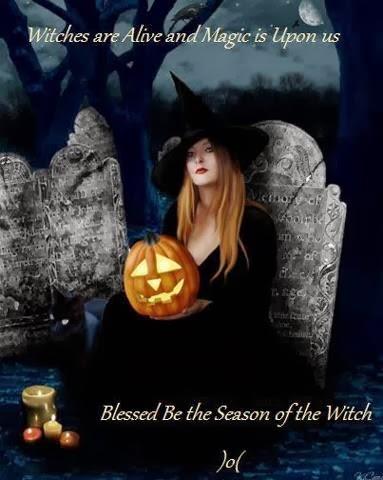 What Is Behind Halloween (Samhain)