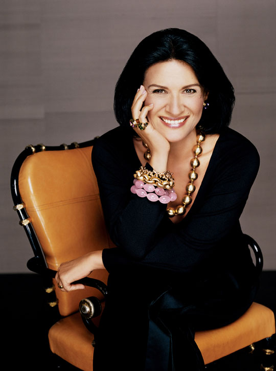 Fun fact: Paloma Picasso was one of two celebrities in the running for ...