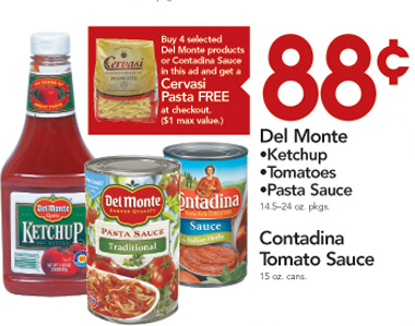 Del monte ketchup coupon 2018