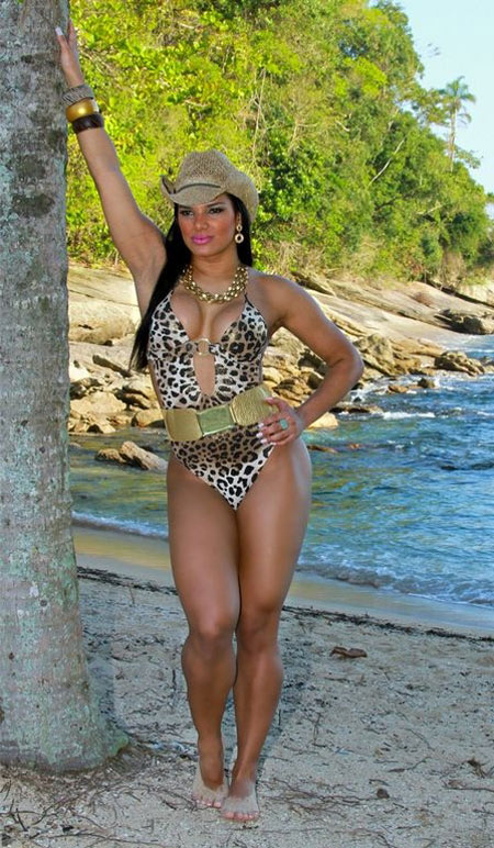Soraya carioca carnaval