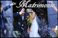 sezione negozio articoli per matrimonio