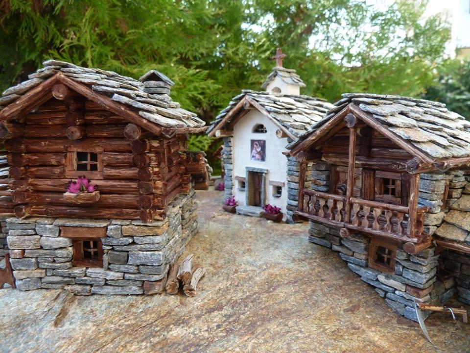 Artigianato fai da te made in italy varie artigianato - Costruire case in pietra ...