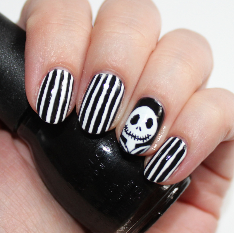 The Mani Café: Happy Halloween - Jack Skellington