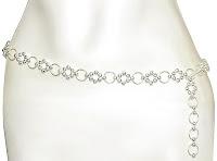 Belly Chain Waist Jewelry