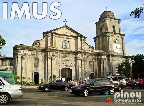 Imus Church in Cavite