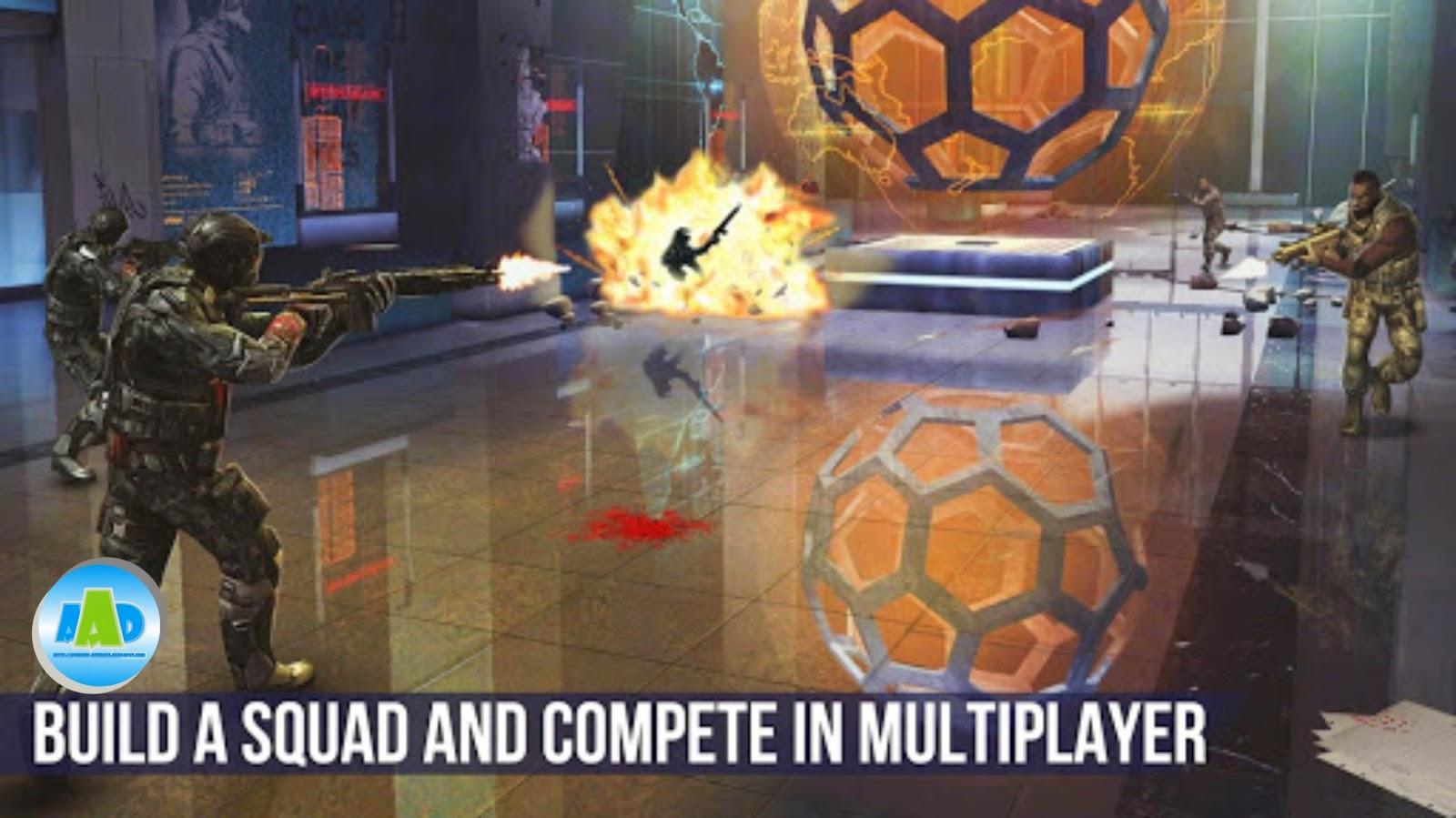 Download Modern Combat 4 Zero Hour APK Android