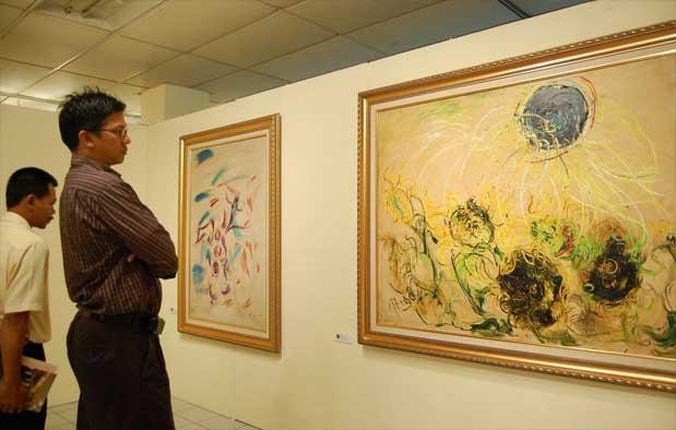 Banyak seniman yang telah terlahir ke dunia 6 Fungsi Seni Rupa dari Berbagai Sudut Pandang dan Contoh